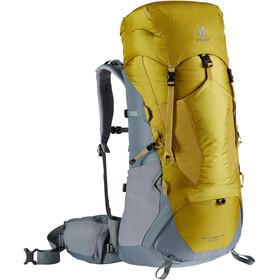 deuter Aircontact Lite 50 + 10 Backpack, turmeric/teal